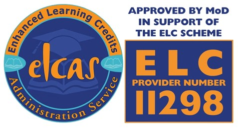 We are an ELCAS APPROVED Training Provider!