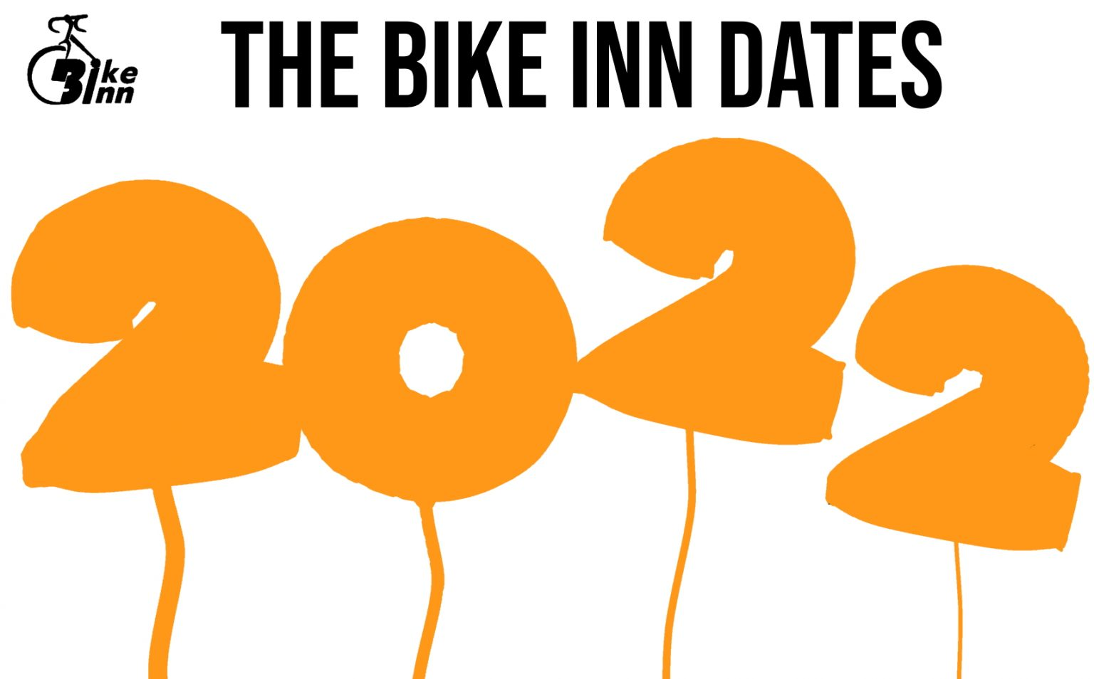 The Bike Inn 2022 Dates and New Courses